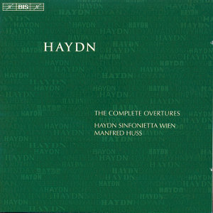 Joseph Haydn, The Complete Overtures / BIS