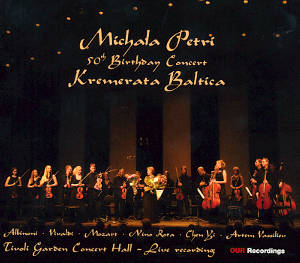 Michala Petri, 50th Birthday Concert / OUR Recordings
