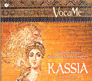 Kassia Byzantine hymns of the first female composer / Christophorus