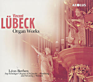 Vincent Lübeck<br />Organ Works