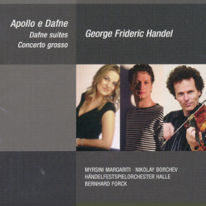 Georg Friedrich Händel, Apollo e Dafne / Avi-music