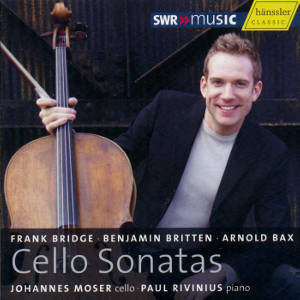 Cello Sonatas, Bridge • Britten • Bax / SWRmusic