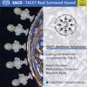Tacet 1 CD/SACD stereo/surround S 171