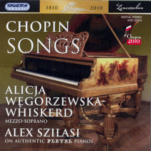 Chopin Songs / Hungaroton