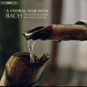 A Choral Year with Bach / BIS