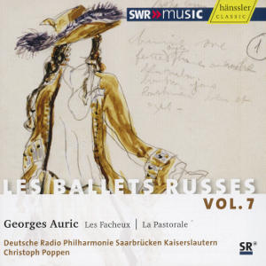 Diaghilev, Les Ballets Russes Vol. VII / SWRmusic