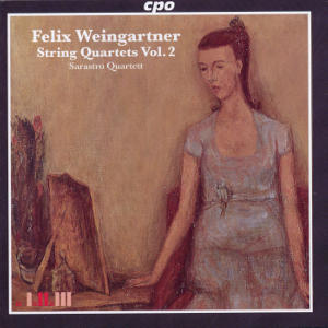 Felix Weingartner, String Quartets Vol. 2 / cpo