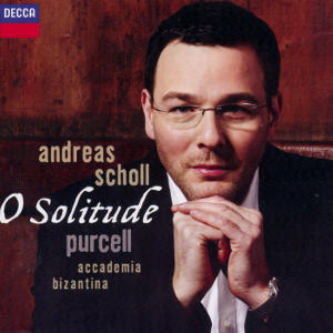 O Solitude Songs and Arias by Henry Purcell / Decca