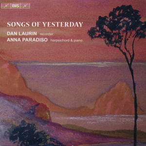 Songs of Yesterday / BIS