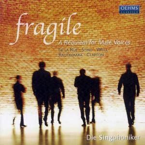 fragile<br />A Requiem for Male Voices