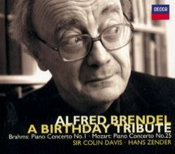 Alfred Brendel<br />A Birthday Tribute