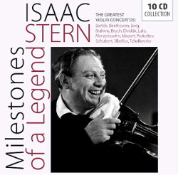 Isaac Stern - Milestones of a Legend / Documents