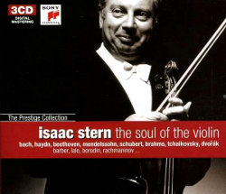 Isaac Stern - the soul of the violin / Sony