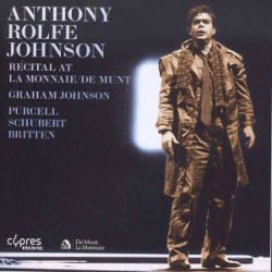 Anthony Rolfe Johnson / cypres