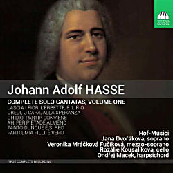 Johann Adolph Hasse / Toccata