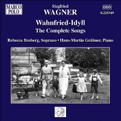 Siegfried Wagner - Wahnfried-Idyll / Marco Polo