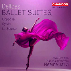 Leo Delibes: Ballett Suites / Chandos