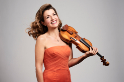 Anne-Sophie Mutter, Foto: Bastian Archard